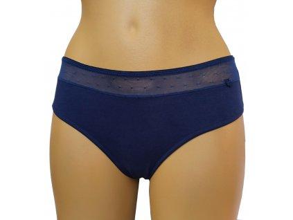 Andrie PS 2598 dámské kalhotky (Barva modrá tmavá, Velikost oblečení XL)