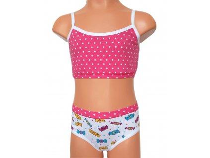 J344 lambada a kalhotky pro holky