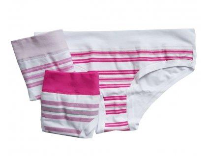 Emy Bimba 2283 13/14-158/164 3ks dívčí kalhotky