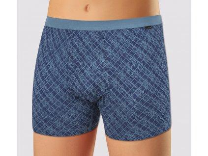 Andrie PS 5282 pánské boxerky (Barva modrošedá, Velikost oblečení 2XL)