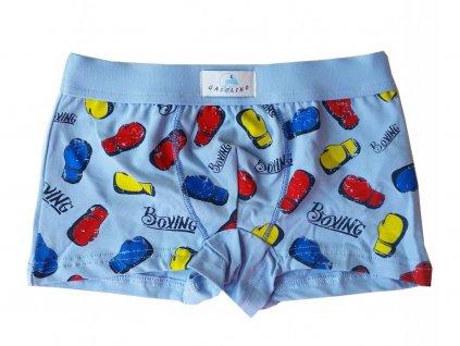 2345 celes modre boxerky spodni pradlo pro mlade kluky