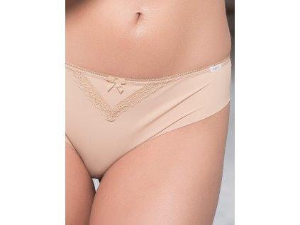 Agio DM-6192 dámské kalhotky (Barva tělová, Velikost oblečení XL)