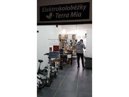 Pujcovna elektrokolobezek Terra Mia Zlin
