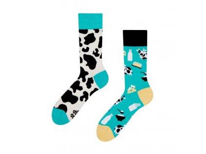 gmrs006 ponozky vesela krava many mornings