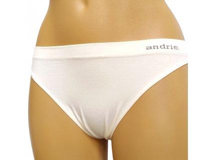 Andrie PS 1951 kalhotky dámské bezešvé (Barva tyrkysová, Velikost oblečení S/M)