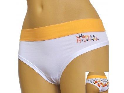 Andrie PS 2558 dámské kalhotky (Barva žlutá, Velikost oblečení XL)