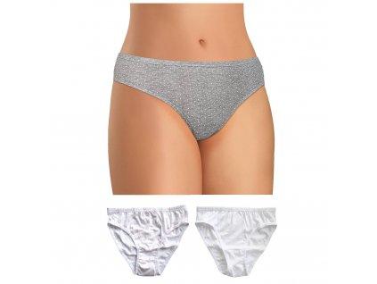 2789 bavlnene kalhotky andrie sada kalhotek 3ks