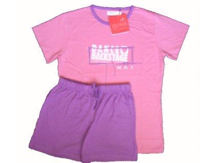N.A.I. 11592 dámské pyžamo (Barva fialová, Velikost oblečení S)
