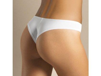Laura Biagiotti 135 dámské brazilské kalhotky (Barva tělová, Velikost oblečení XL)