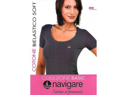 Navigare 260 dámské tričko (Barva růžová, Velikost oblečení XL)