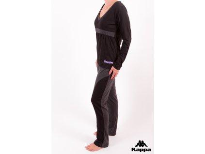 Kappa 4260 dámské pyžamo (Barva fialová, Velikost oblečení XS)