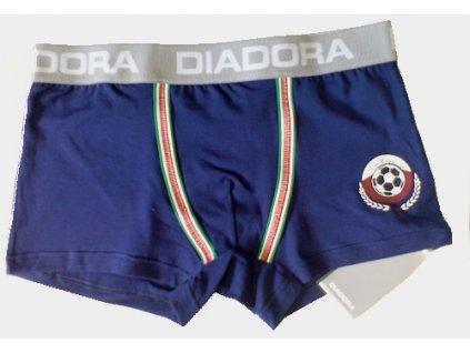 Diadora 5222 pánské  boxerky (Barva šedá světlá, Velikost oblečení S/M)