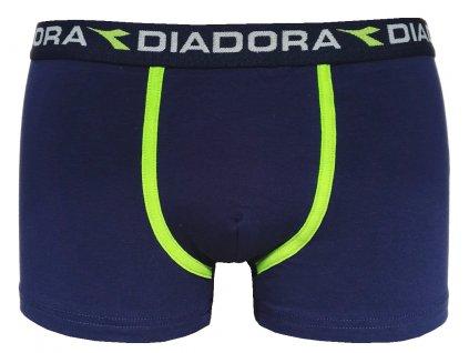 Diadora 5717 pánské boxerky (Barva šedá světlá, Velikost oblečení M)
