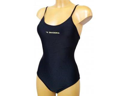 Diadora 61038 dámské plavky (Barva černá, Velikost oblečení XS)