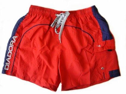 DIADORA 71184 pánské plavky (Barva fialová, Velikost oblečení XL)