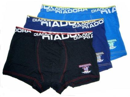 Diadora 805 chlapecké boxerky (Barva černá, Velikost oblečení 7-122)