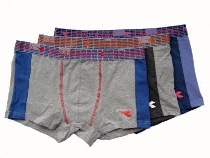 Diadora 876 chlapecké boxerky (Barva modrá, Velikost oblečení 8-128)