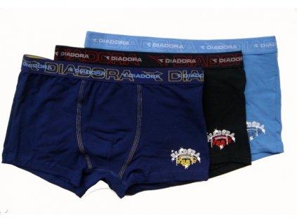 Diadora 882 chlapecké boxerky (Barva černá, Velikost oblečení 7-122)