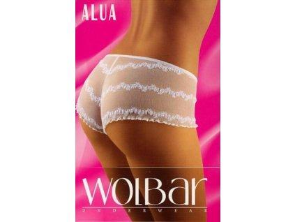 Wolbar Alua dámské kalhotky (Barva černá, Velikost oblečení S)