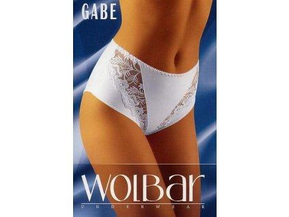 Wolbar Gabe dámské kalhotky (Barva bílá, Velikost oblečení XL)