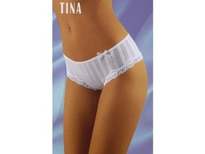 Wolbar Tina dámské kalhotky (Barva černá, Velikost oblečení L)
