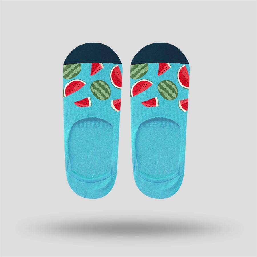 John Frank JFNSF17S07 vel. 40-45 obrázkové ťapky ponožky