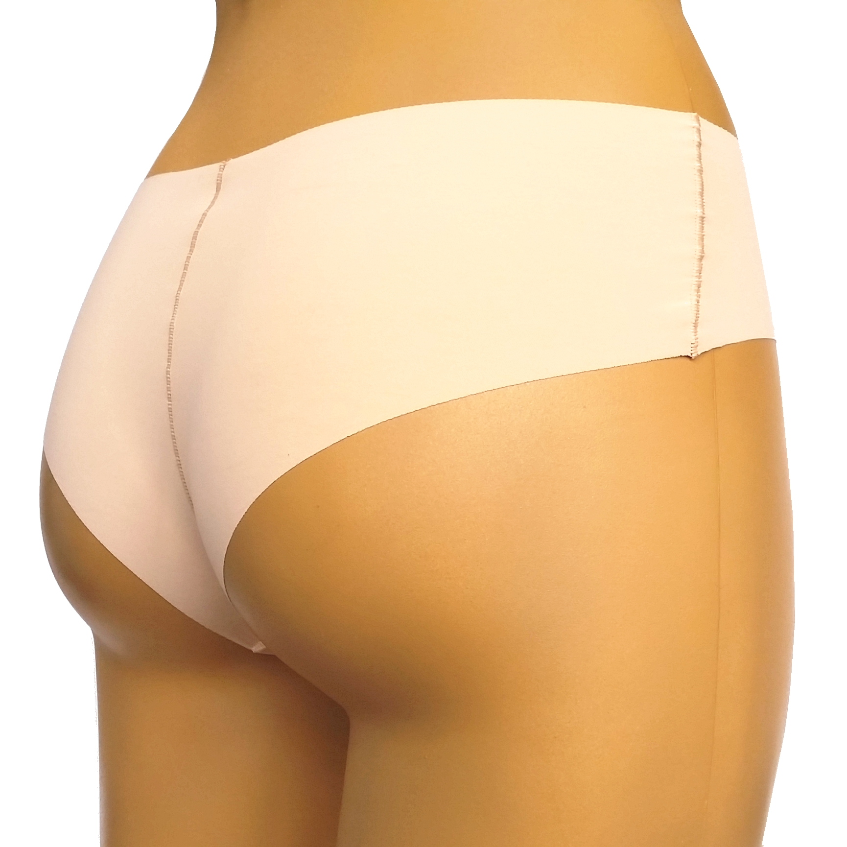 Cotonella 119 dámské laserové kalhotky, černá, L