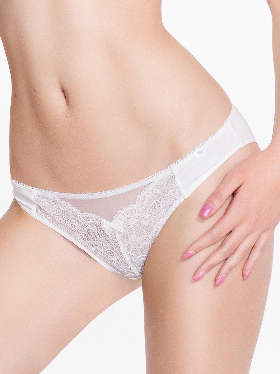Agio DM-6186 dámské kalhotky, perleťová, L
