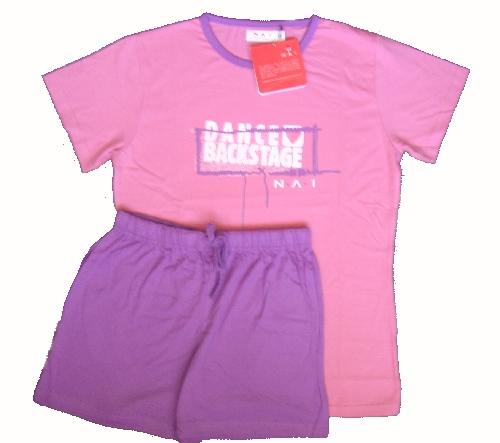 N.A.I. 11592 dámské pyžamo, fialová, S