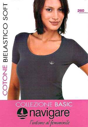 Navigare 260 dámské tričko, fialová, L