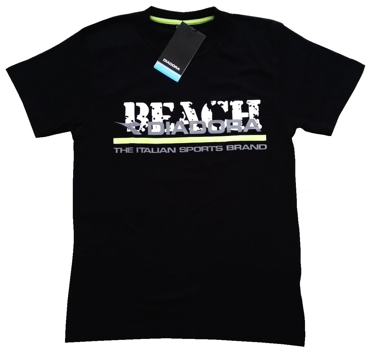 Diadora 71047 pánské tričko, bílá, S
