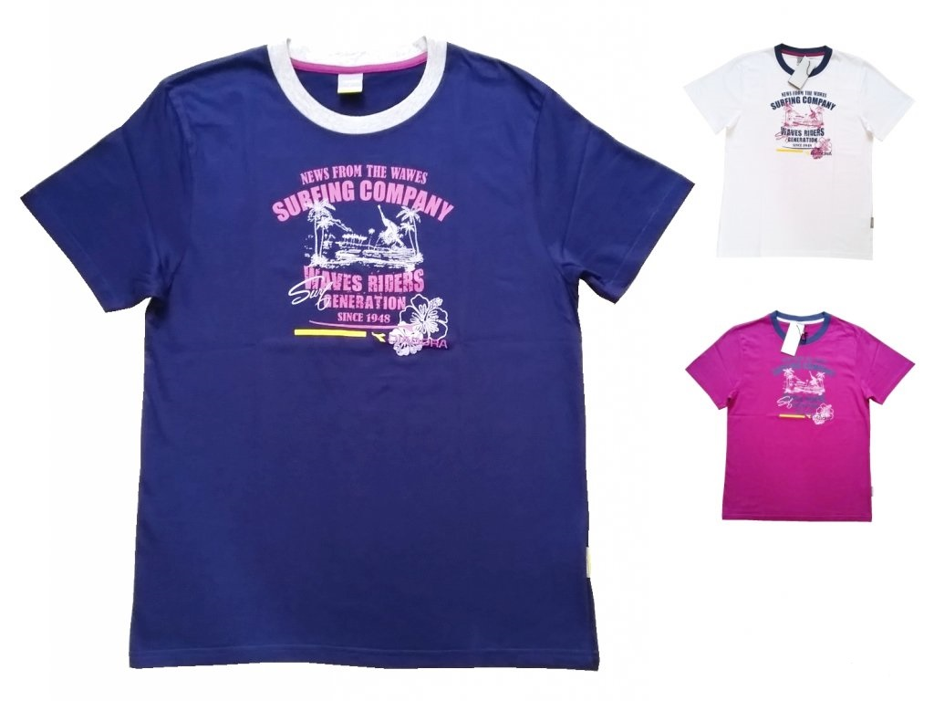 Diadora 71195 pánské tričko, bílá, M