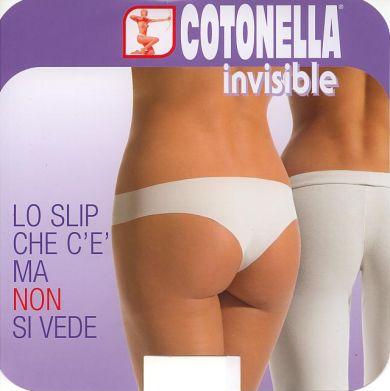 Cotonella 8141 dámské kalhotky, bílá, L