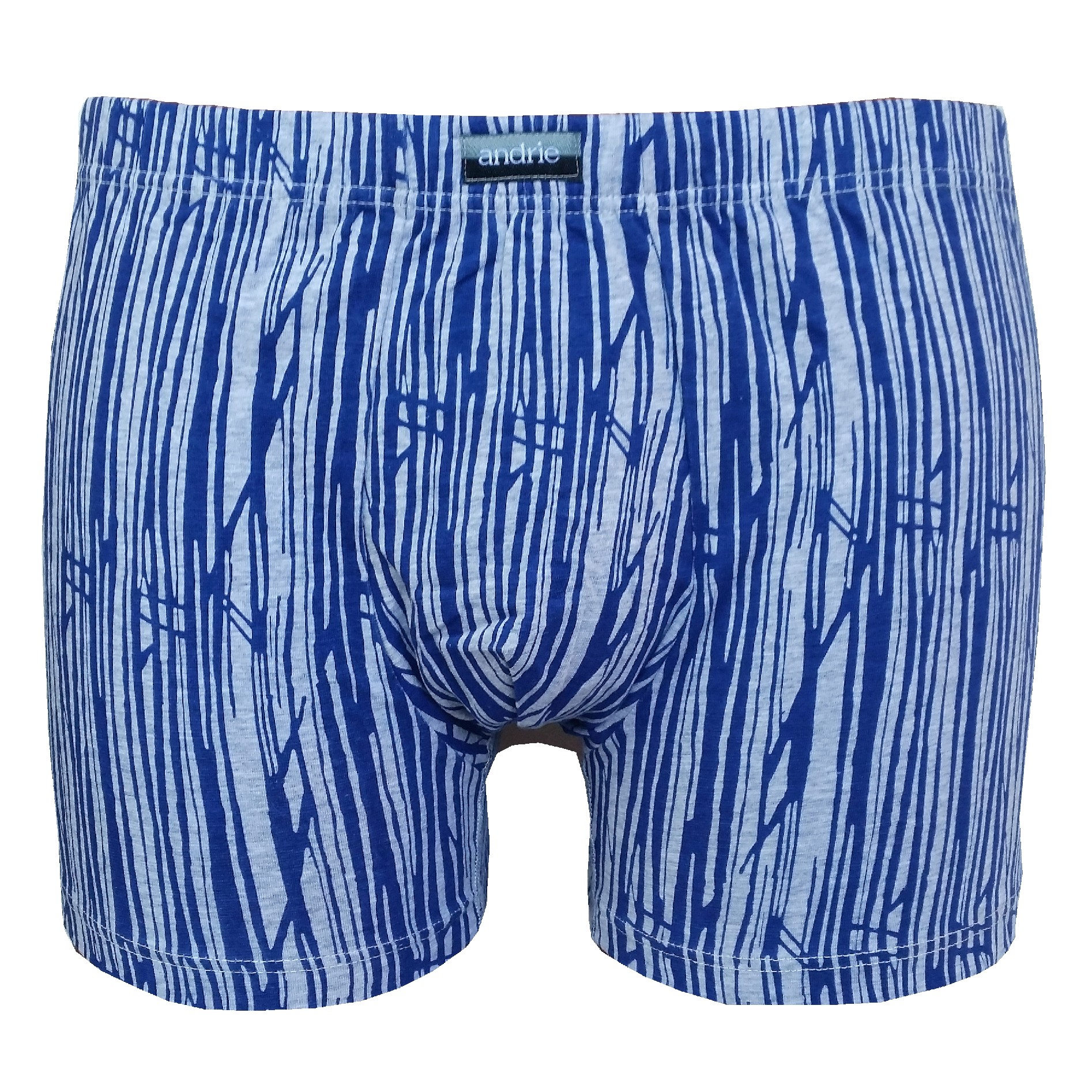 Andrie PS 5200 pánské boxerky, modrá tmavá, M