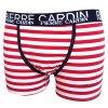 Pierre Cardin 307 pánské boxerky (Barva červená, Velikost oblečení XL)