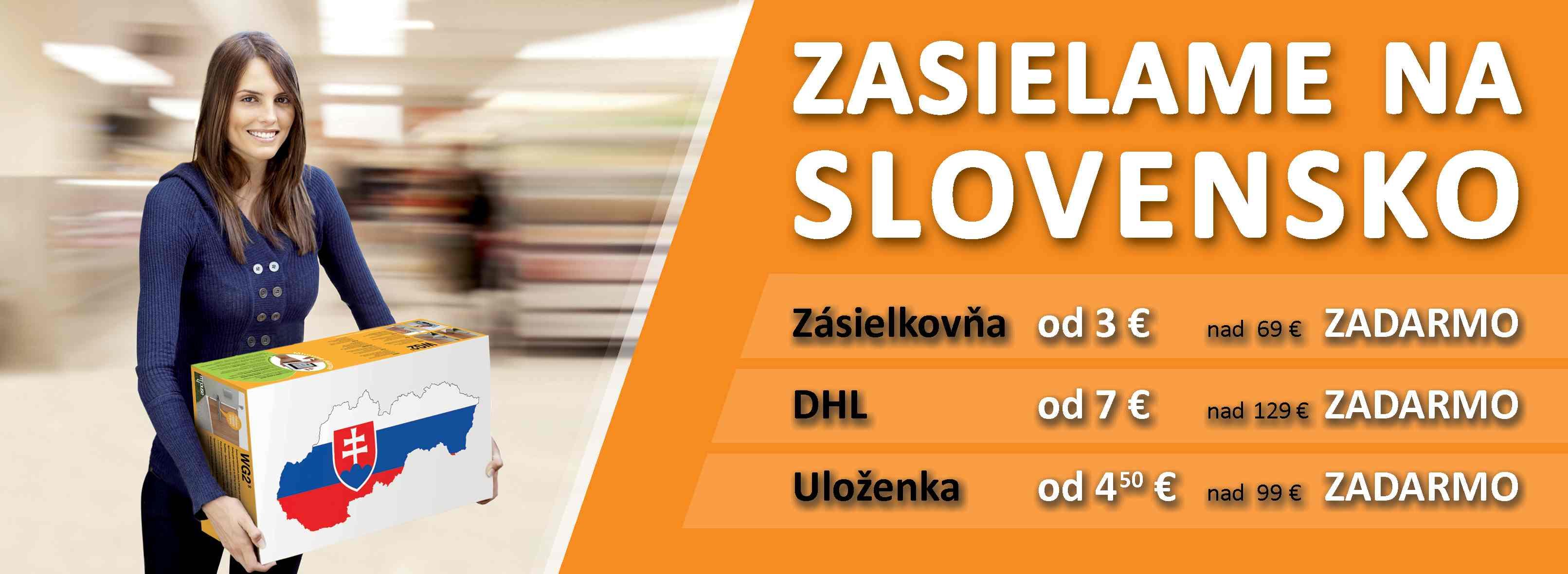 Přehled dopravy Slovensko - Pohony-Mhouse.cz
