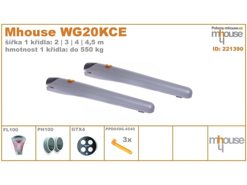 Mhouse WG20 KCE 010