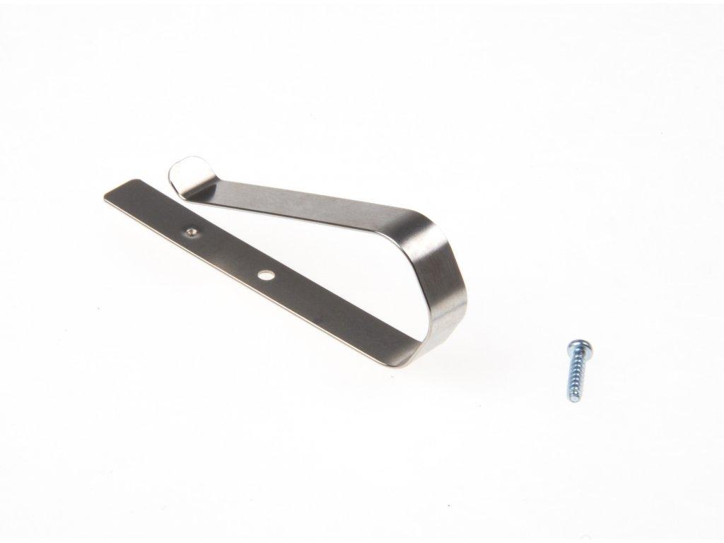 S10092 00001 Halteclip Pearl Handsender