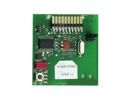 7000V002 pripojitelny 4 kanalovy radiovy prijimac