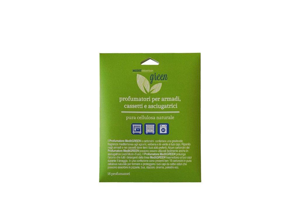 whitex celuloza zeleny caj
