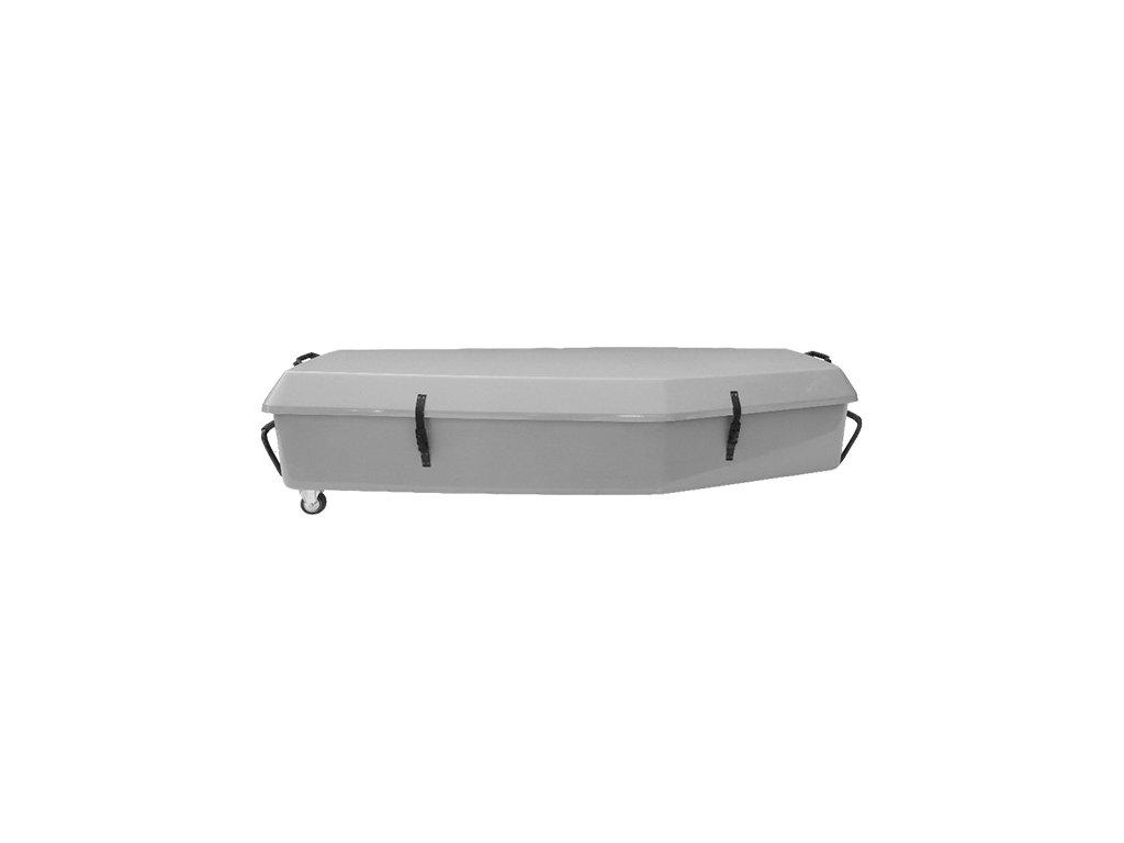 Prepravná truhla/nosidlá (kapsula)