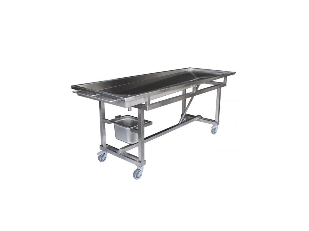 nerezovy stol
