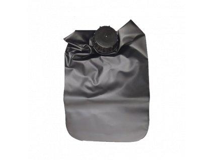 plast. vrecko na popol