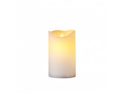 LED sviečka - výška 18 cm