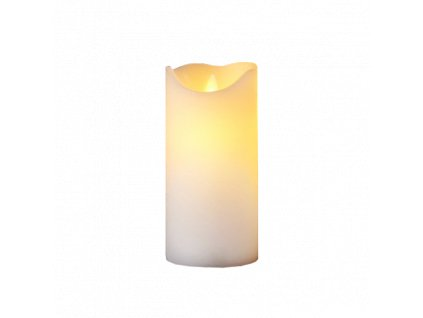 LED sviečka - výška 22,5 cm