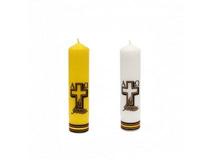Vosková sviečka