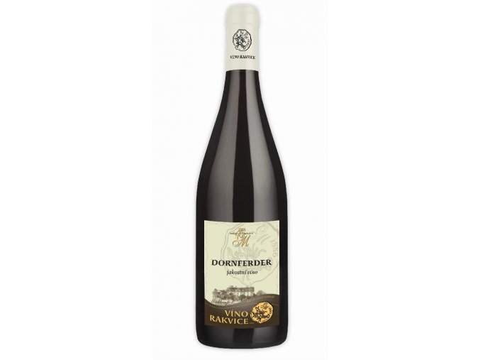 Dornfelder   moravské zemské   Víno Rakvice