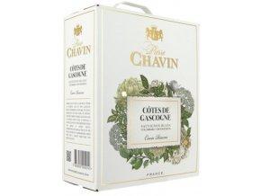 Cotes De Gascogne BLANC | Bag in Box 3l | Vinařství Pierre Chavin
