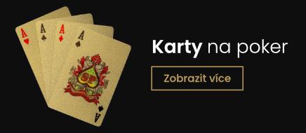 Karty na poker