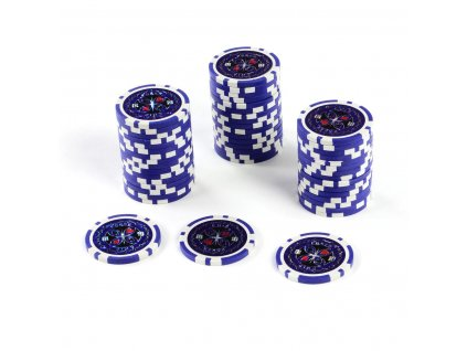Kusový žeton na poker design Ultimate hodnota 10 - 50ks